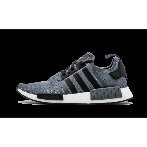 Adidas NMD_R1 Onix Gris/Noir Homme BB1358