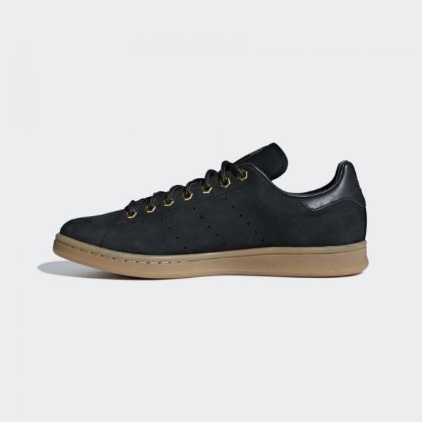 Adidas Originals Stan Smith WP Homme Noir Gum B378...