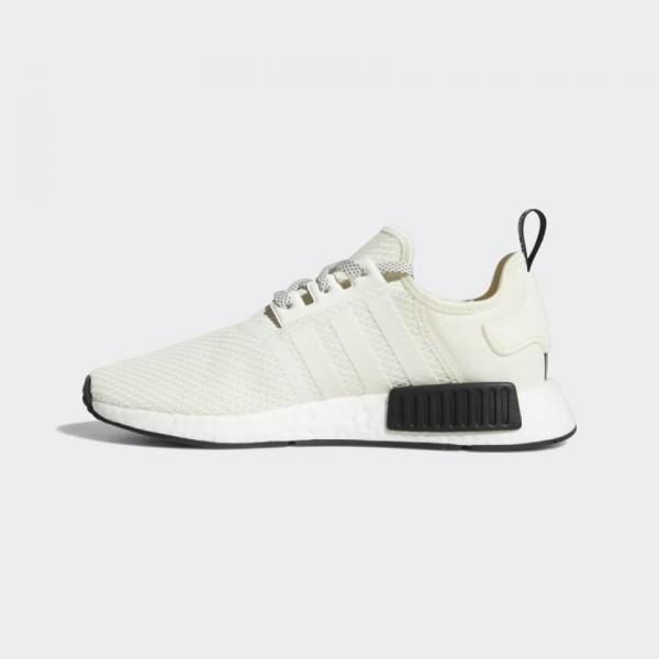 Adidas Homme NMD Runner R1 Blanche/Core Black Casu...