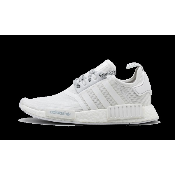 Adidas NMD_R1 Triple Blanche Reflective S31506