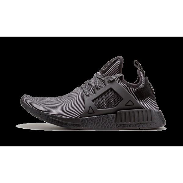 Adidas NMD Xr1 PK S32211 Primeknit Triple Noir Chaussures