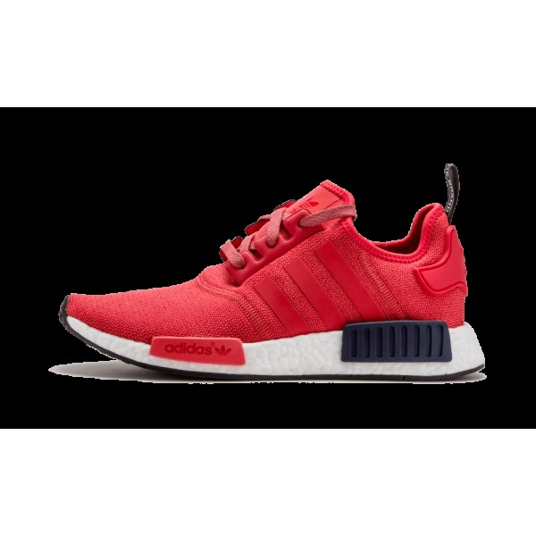 Adidas NMD_R1 Femme Vivid Rouge Solar Rouge S76013
