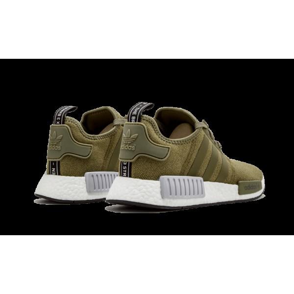 Adidas NMD R1 Runner Footlocker Olive Cargo BB2790