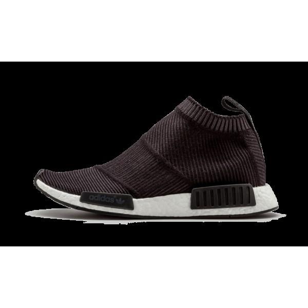 Adidas Originals NMD CS1 Primeknit In Noir S32184
