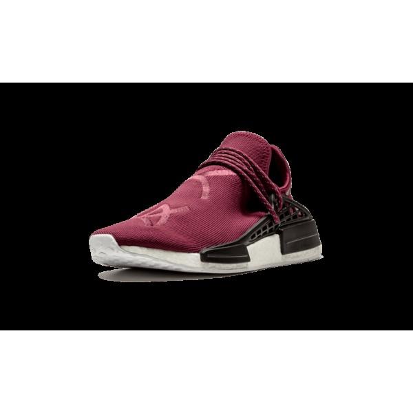 Adidas PW Human Race NMD Maroon/Blanche BB0617