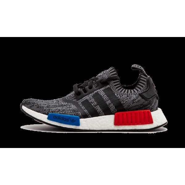 """Adidas NMD_R1 PK """"Friends and Family"""" Bleu/Rouge/Blanche N00001"""