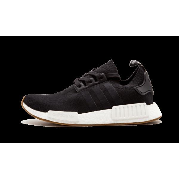 Adidas NMD_R1 PK Noir/Gum/Blanche BY1887