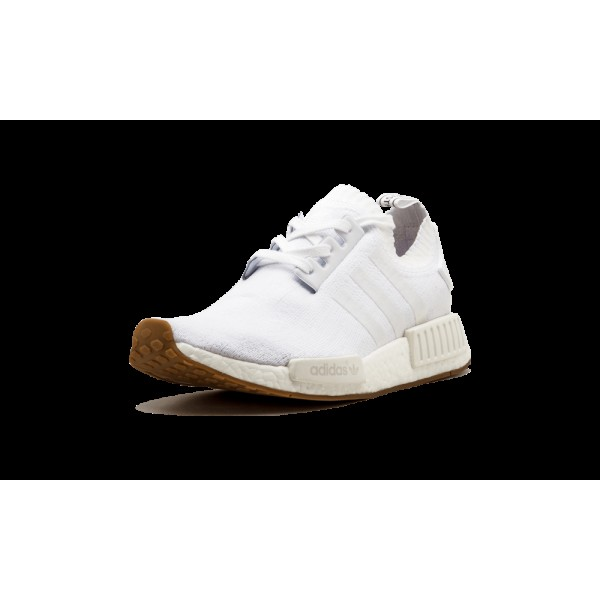 Adidas NMD Runner PK Primeknit Boost Gencive Pack Blanche BY1888