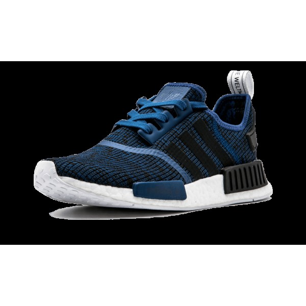 Adidas NMD_R1 Mystery Bleu/Noir/Collegiate Marine BY2775