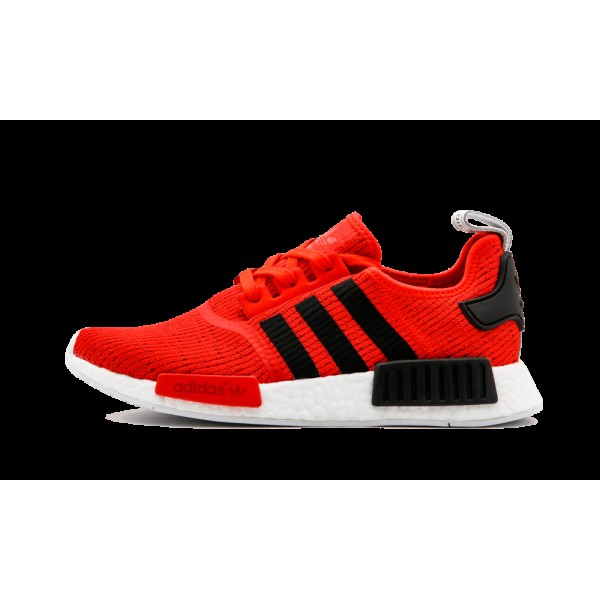 Adidas NMD_R1 Rouge/Noir/Blanche Chaussures BB2885