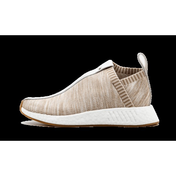 Adidas NMD_CS2 PK S.E. Standstone Tan/Blanche BY2597