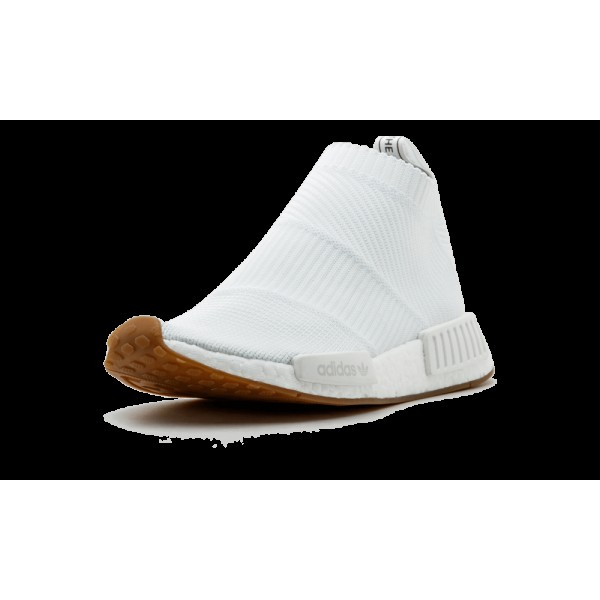 Adidas NMD_CS1 Primeknit Boost Blanche/Gencive BA7208