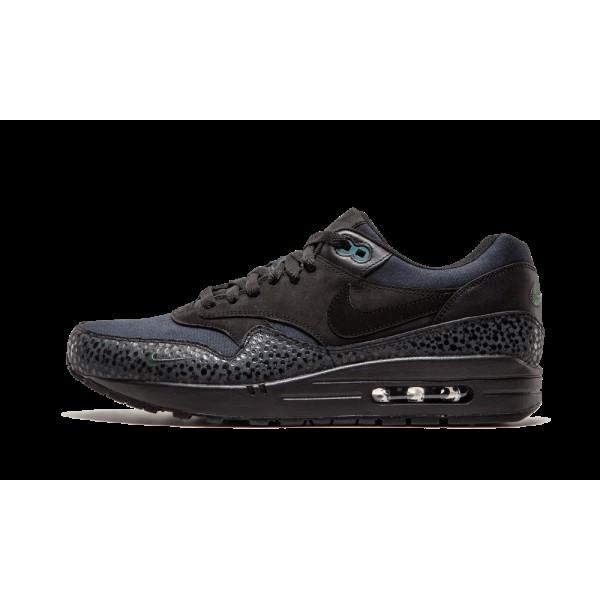 Nike Air Max 1 Premium Noir Bonsai Chaussures 5120...