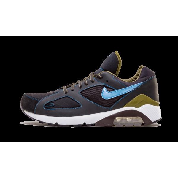 Nike Air Max 180 Evolution Charcoal Foncé Pimento...