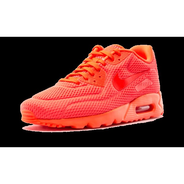Nike Air Max 90 Ultra BR Total Crimson 725222-800 Limited DS