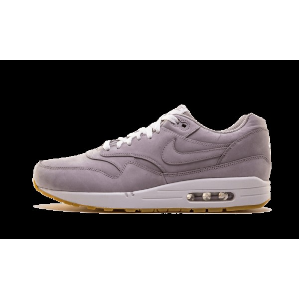 Nike Air Max 1 LTR Premium Medium Gris/Neutre Gris...