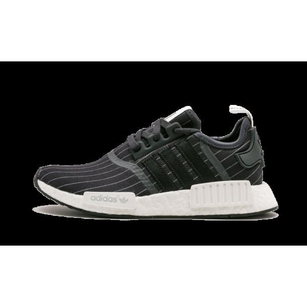 Adidas NMD_R1 Bedwin Noir/Pinstripe/Blanche BB3124