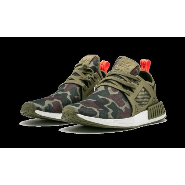 Adidas NMD_XR1 Duck Camo/Olive BA7232