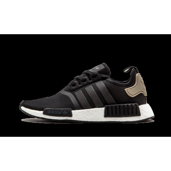Adidas NMD_R1 Originals Noir/Blanche BA7251