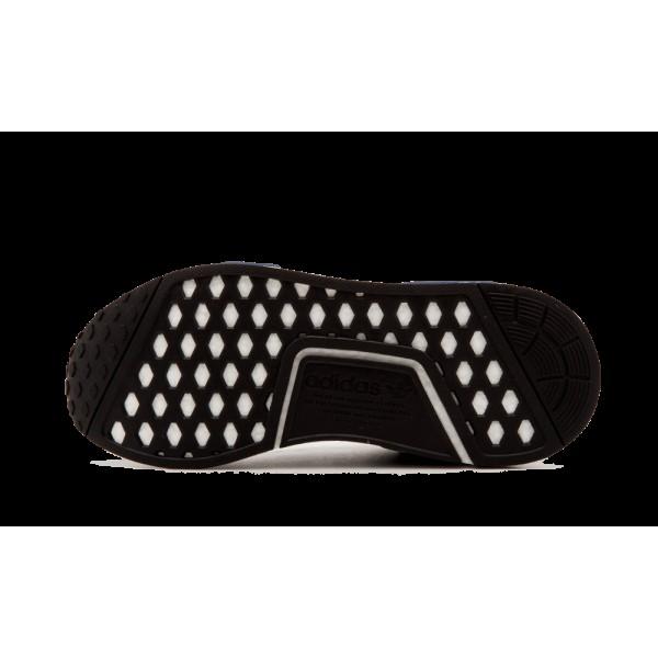 "Adidas NMD R1 ""JD Sports"" Marine Bleu/Blanche BY2505"