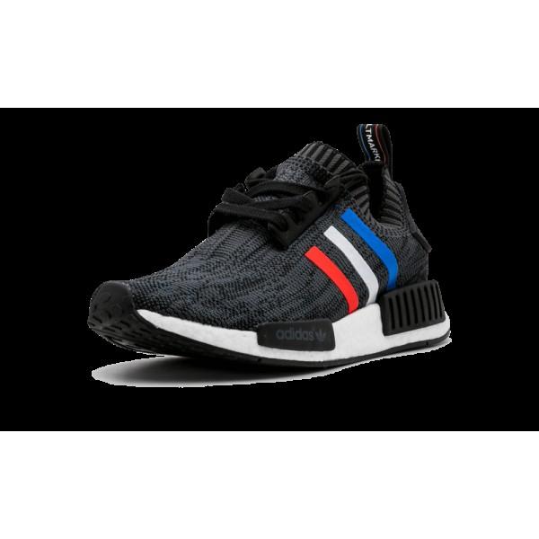 Adidas NMD_R1 PK Noir Bleu Rouge Blanche BB2887