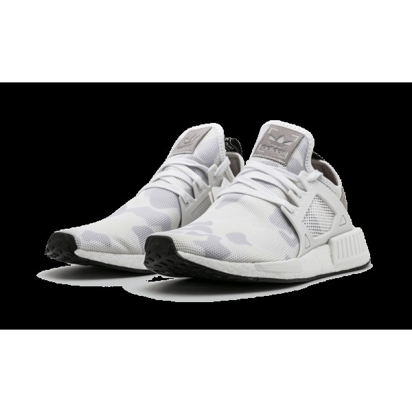 Adidas Originals NMD XR1 Blanche Core Noir BA7233