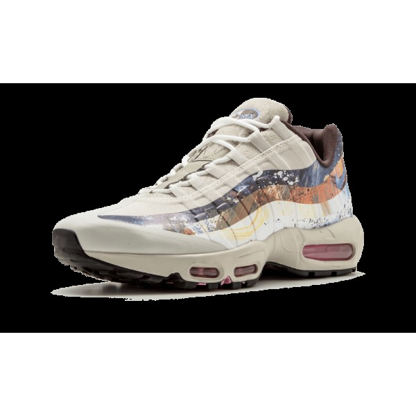 Nike Homme Air Max 95 Dave Blanche 872640-200