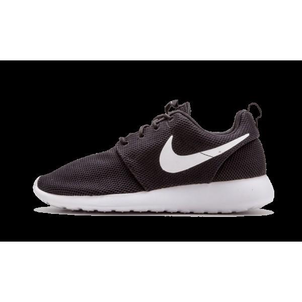 Nike Para Correr Roshe Noir/Blanche/Volt 511882-01...