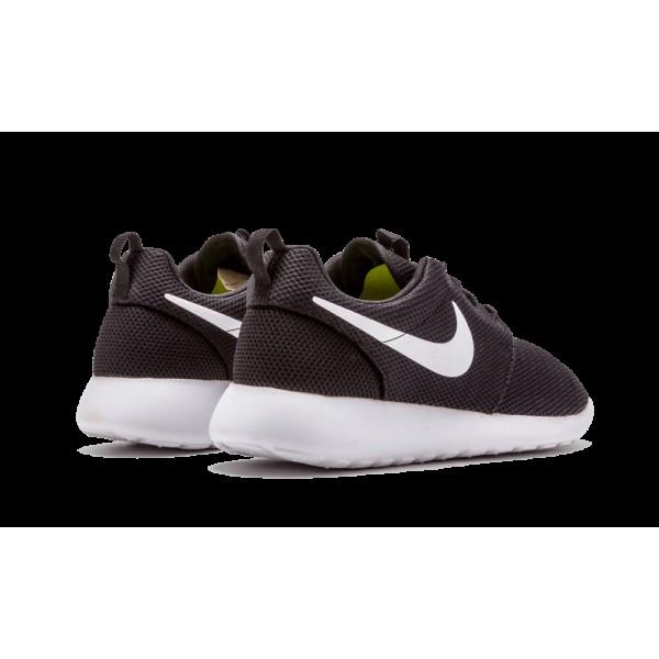 Nike Para Correr Roshe Noir/Blanche/Volt 511882-019