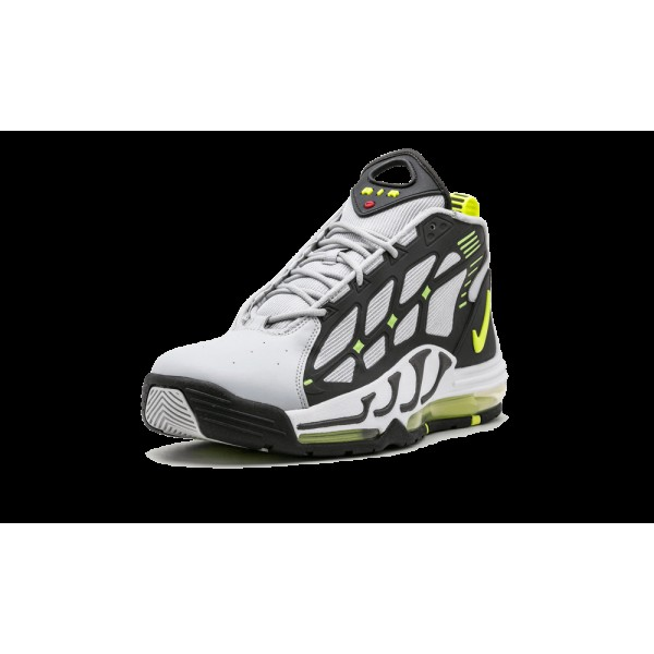 Nike Air Max Pillar Neutre Gris/Voltage/Charcoal Foncé/Noir 525226-001