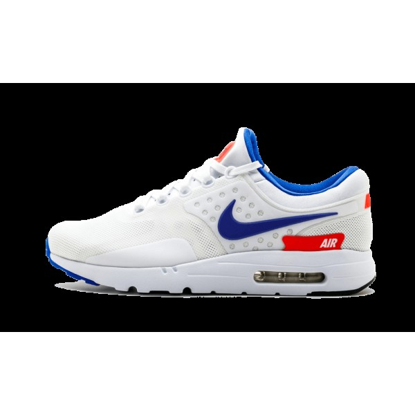Homme Nike Air Max Zero 789695-105 Blanche/Bright ...