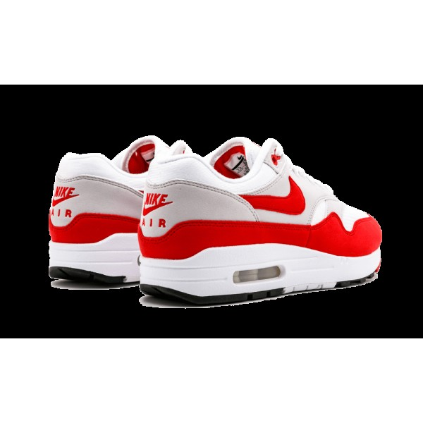 Nike Air Max 1 Anniversary Sport Rouge 2017 908375-100