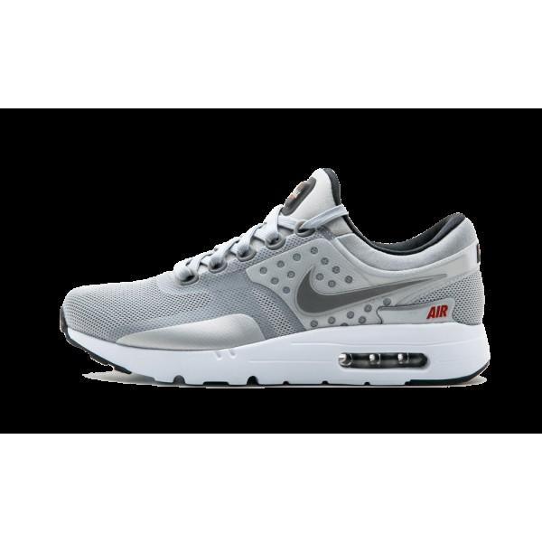 Nike Air Max Zero QS Homme 789695-002 Métallique ...