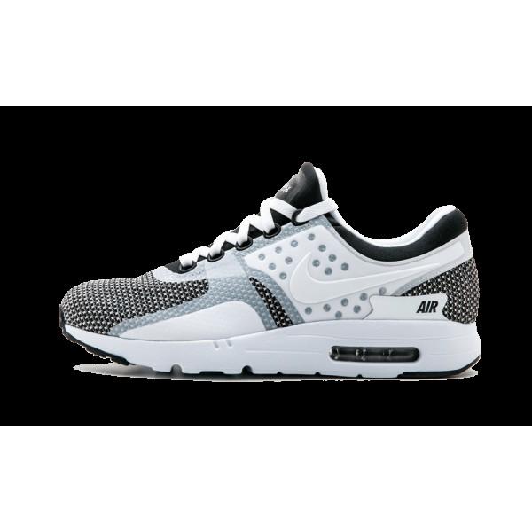 Homme Nike Air Max Zero Essential Oreo Noir Wolf G...