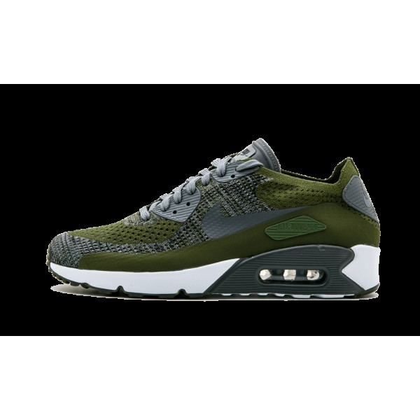 Nike Air Max 90 Ultra 2.0 Flyknit Chaussures Cargo...