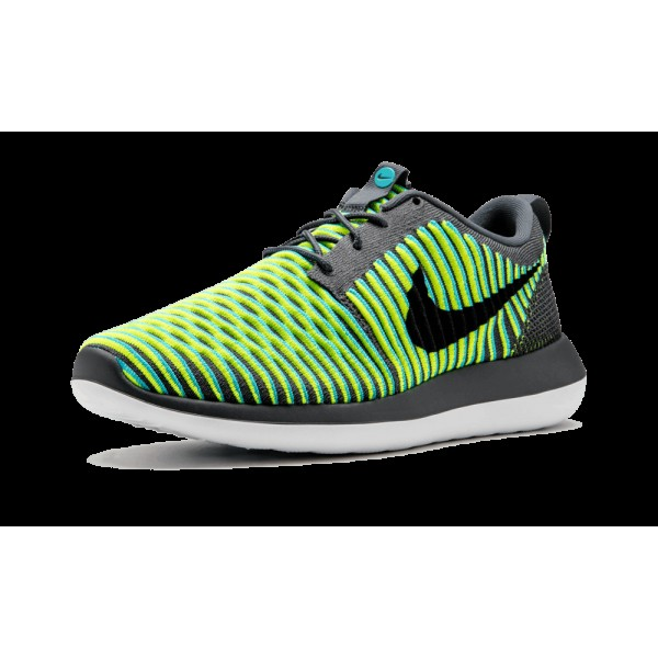 Nike 844833-004 Homme Classic Chaussures Roshe Two Flyknit