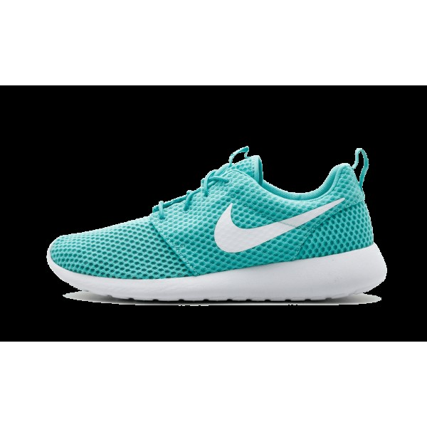 Nike Roshe One BR Homme 718552-410 Calypso Blanche...
