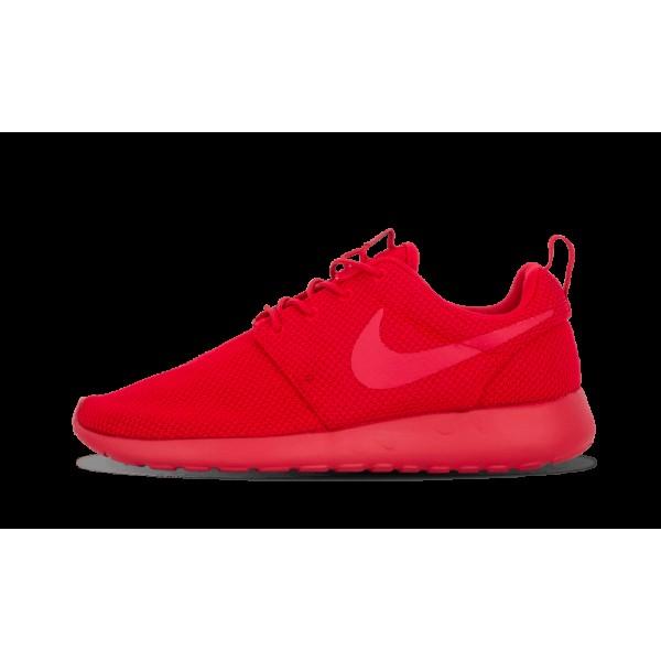 Homme Nike Roshe One Varsity Rouge October 511881-...