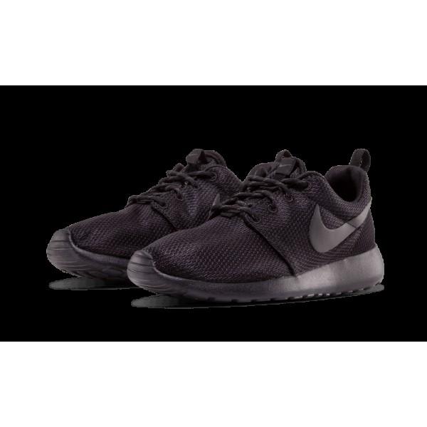 Femme Nike Roshe One Chaussure Noir/Anthracite 511882-096