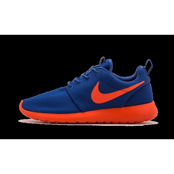 Nike Roshe Run Ny Knicks Bleu/Orange 511881-483 Ho...