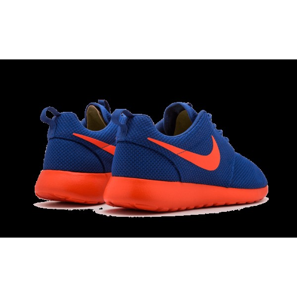 Nike Roshe Run Ny Knicks Bleu/Orange 511881-483 Homme