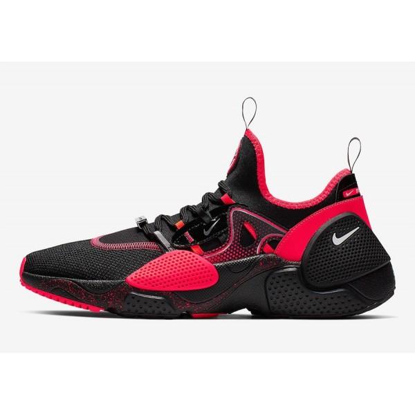 Nike Air Huarache E.D.G.E AS QS Black Shoes BV8171...