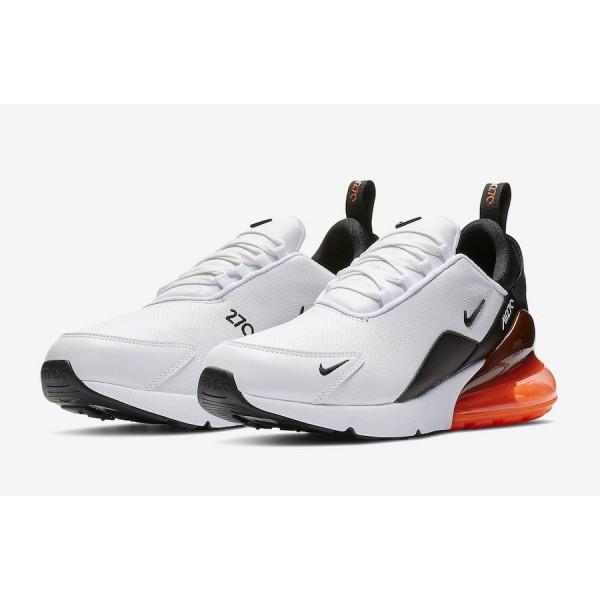 Nike Air Max 270 Premium White Shoes BQ6171-100