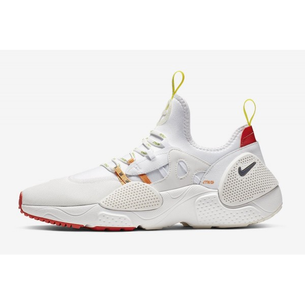 Heron Preston x Nike Huarache E.D.G.E. White Shoes...