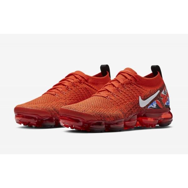 Nike Air VaporMax 2.0 Orange Shoes BV6126-800