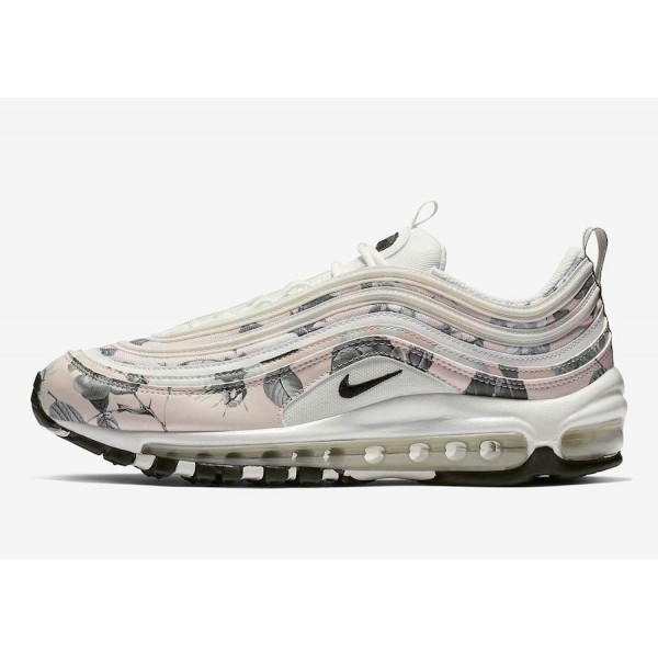 Nike WMNS Air Max 97 Pale Pink/Black-White Shoes B...