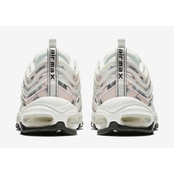 Nike WMNS Air Max 97 Pale Pink/Black-White Shoes BV6119-600