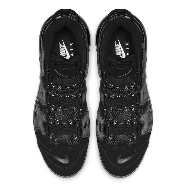 Nike Air More Uptempo 720 Black/Black-Black Shoes BQ7668-001