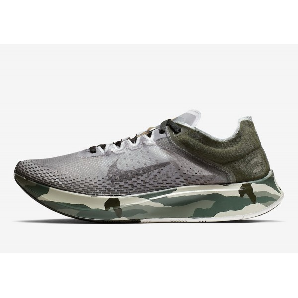 Nike Zoom Fly SP Dark Green/Olive Shoes AT5242-300