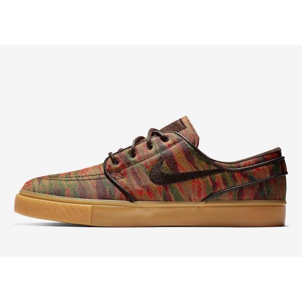 Nike SB Stefan Janoski Brown Shoes 705190-900